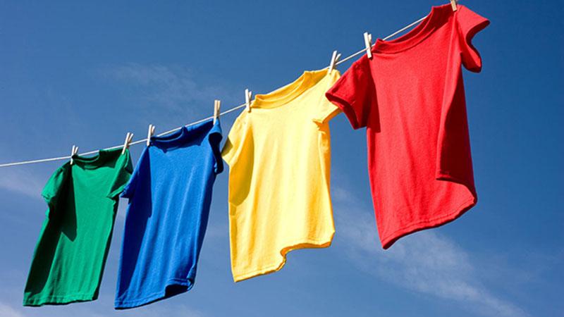 8 bí quyết giúp quần áo NHANH KHÔ trong mùa MƯA ẨM