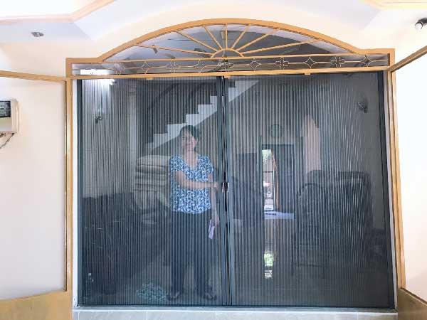 cửa lưới chống muỗi cho cửa đi lại