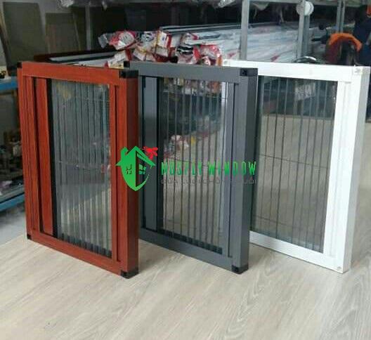 Cửa lưới chống muỗi dàng xếp có ray (13)