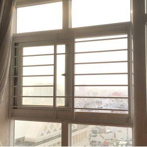 Khung bảo vệ cửa sổ
